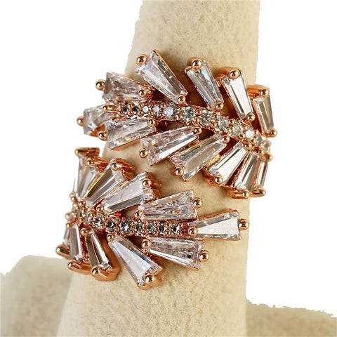 ROSALIND RING - ROSE GOLD