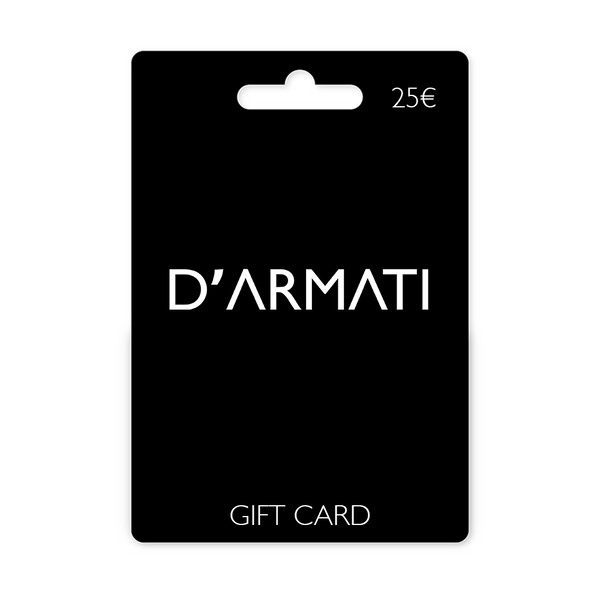 Gift Card - Blue light glasses, protect your eyes (D'ARMATI)