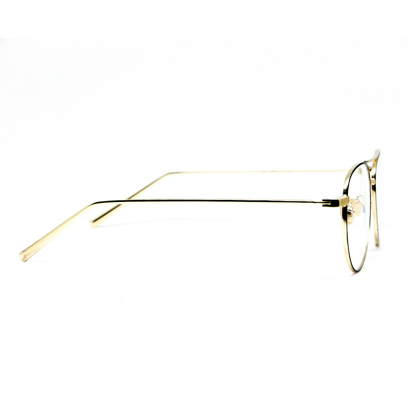 ENZO | GOLD - Blue light glasses, protect your eyes (D'ARMATI)