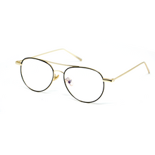 Load image into Gallery viewer, ENZO | GOLD - Blue light glasses, protect your eyes (D'ARMATI)