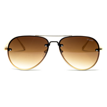 Load image into Gallery viewer, FABIO | GOLD - Blue light glasses, protect your eyes (D'ARMATI)