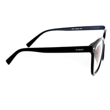 Load image into Gallery viewer, ROSETTA | BLACK - Blue light glasses, protect your eyes (D'ARMATI)