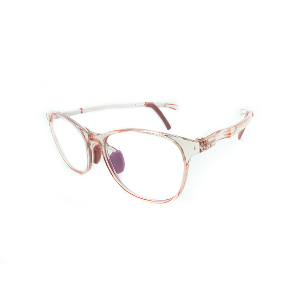 DORA | PINK - Blue light glasses, protect your eyes (D'ARMATI)