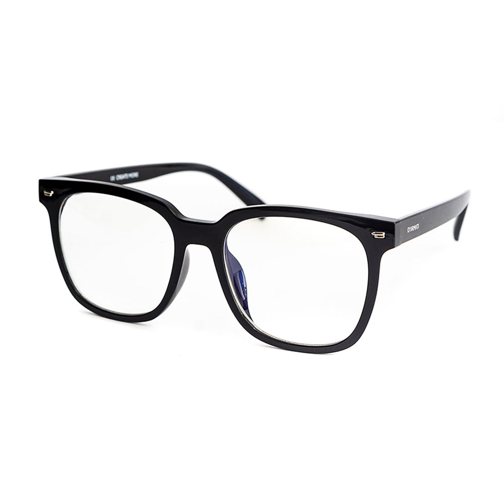 ROSETTA | BLACK - Blue light glasses, protect your eyes (D'ARMATI)