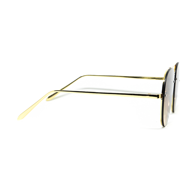 FABIO | GOLD - Blue light glasses, protect your eyes (D'ARMATI)