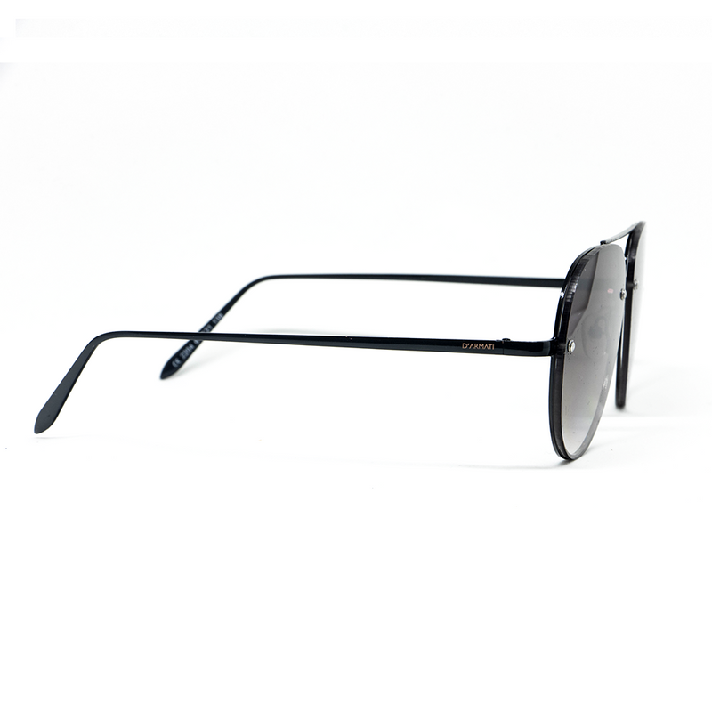 FABIO | BLACK - Blue light glasses, protect your eyes (D'ARMATI)