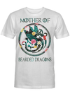 Mother of Bearded Dragons Floral Games Of Thrones Fan Gift