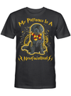 My Patronus Is A Newfoundland Dog Lover Owner T-shirt