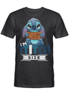 I'm Not Short I'm Stitch Size Small People Problem Funny Movie Fan Gift T Shirt