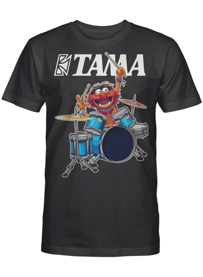 Drummer Animal Muppet Tama Gift For The Muppet Show Fan T Shirt