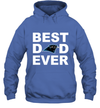 Best Dad Ever Carolina Panthers Fan Gift Ideas Hoodie image picture photo