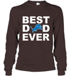 Best Dad Ever Detroit Lions Fan Gift Ideas Long Sleeve image picture photo