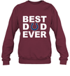 Best Dad Ever Indianapolis Colts Fan Gift Ideas Sweatshirt image photo picture