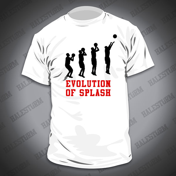Evolution of Splash - Halestormsportsstore