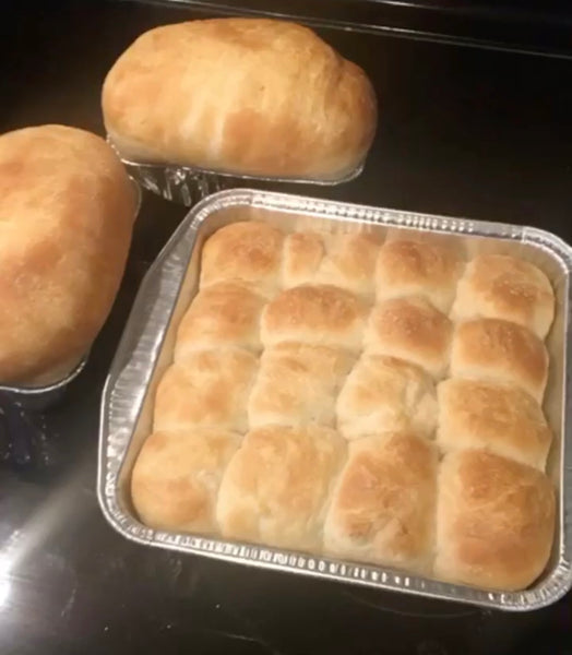 My famous bread recipe!