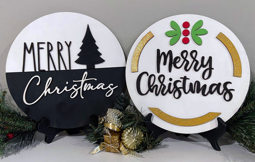 DIY Christmas Signs 2
