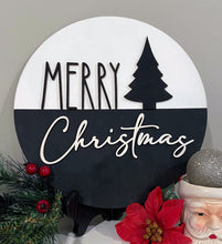 Load image into Gallery viewer, DIY Christmas Signs 2