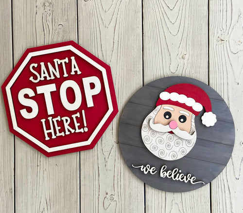 DIY Christmas Signs 1