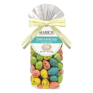Marich Chocolate™ Spring Almond Eggs 7 oz