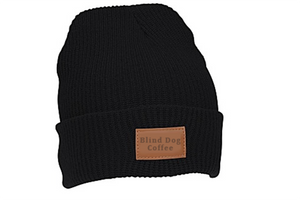 Load image into Gallery viewer, Black Beanie