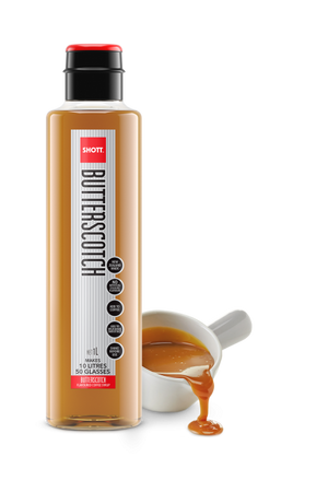 SHOTT™ Butterscotch Syrup - 33.8 fl oz