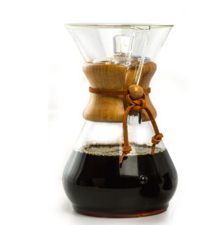 Load image into Gallery viewer, Chemex™ Glass Coffeemaker Cover