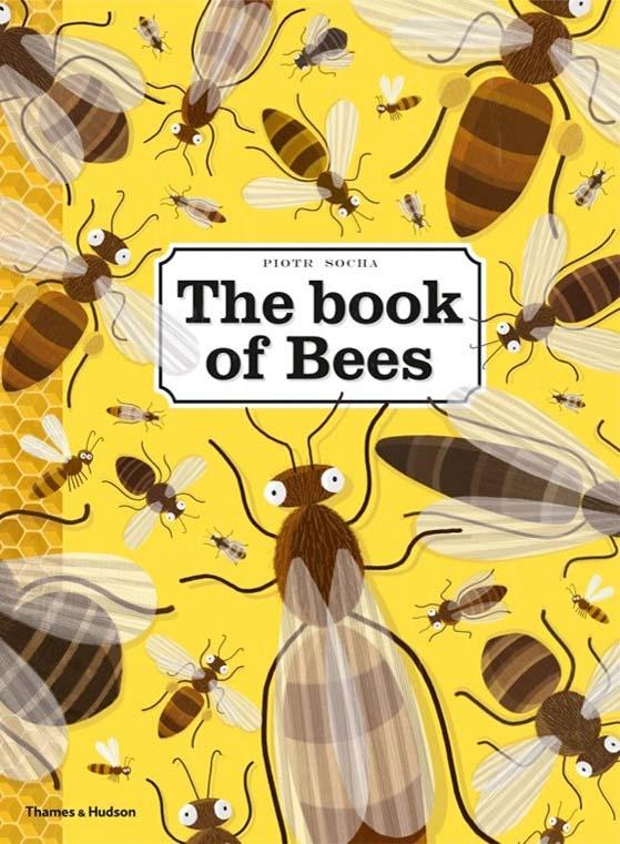Book of Bees The (Hard Cover) Phoniex