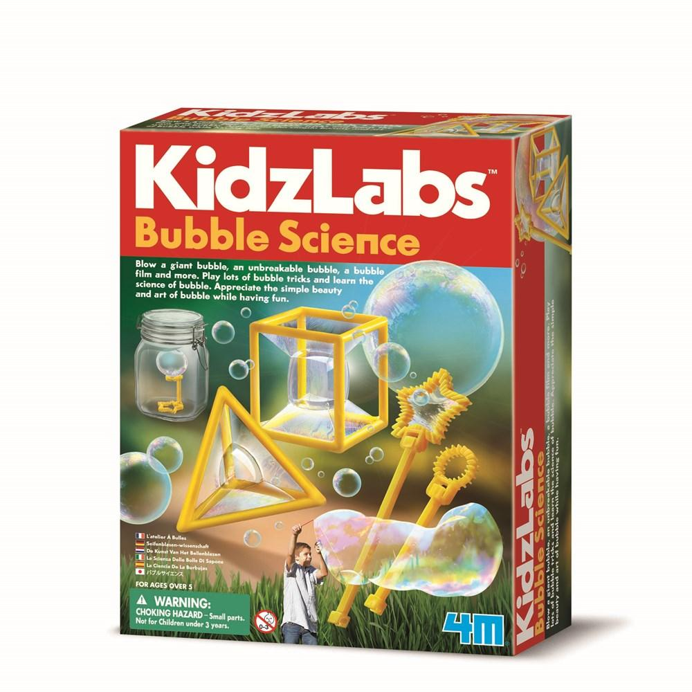 Bubble Science Johnco