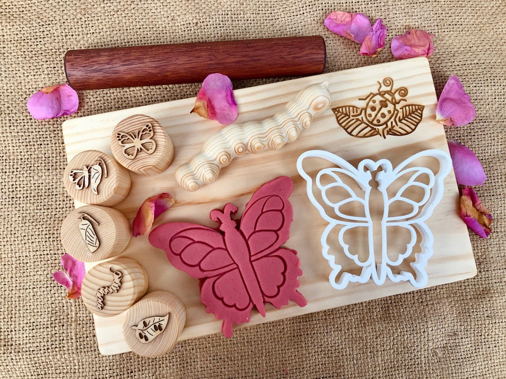 Butterfly Play Dough Cutter Beadie Bugs