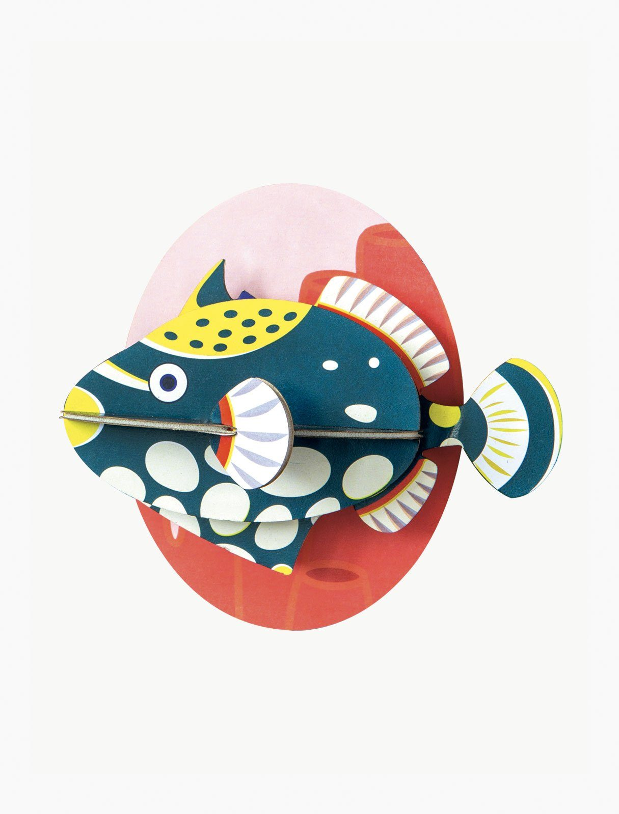 Clown Triggerfish (Arriving Late Feb) Studio Roof