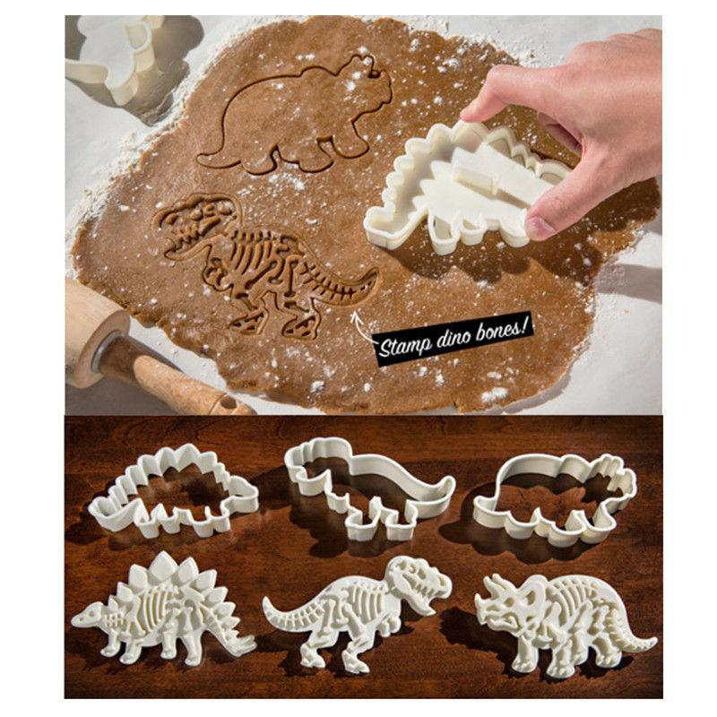 Dinosaur Cutters - Set of 3 Ebay