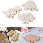 Load image into Gallery viewer, Dinosaur Cutters - Set of 3 Ebay