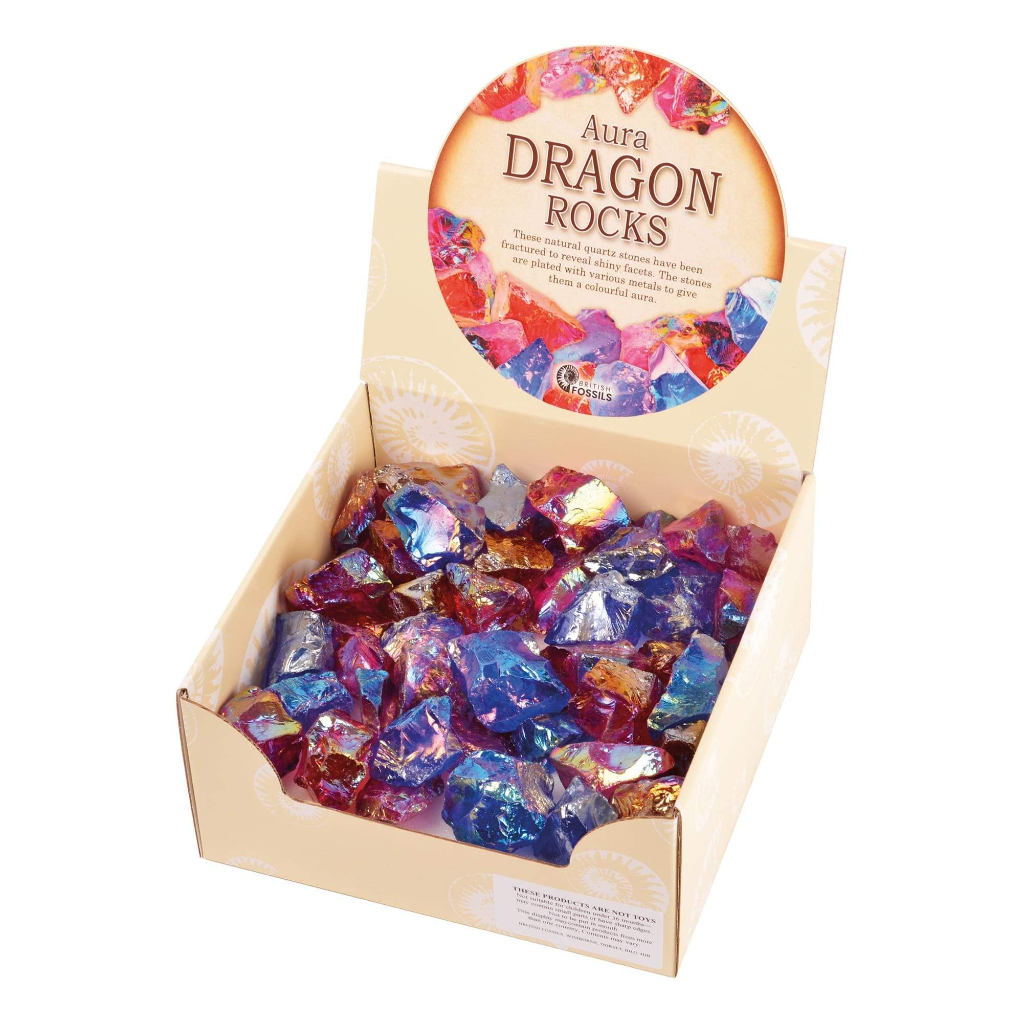 Dragon Rocks (Arriving Mid March) Science Nature