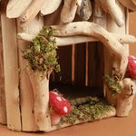 Load image into Gallery viewer, Fairy House - Square 30cm Colours of Australia