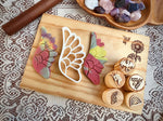 Load image into Gallery viewer, Fairy Wing Play Dough Cutter Beadie Bugs