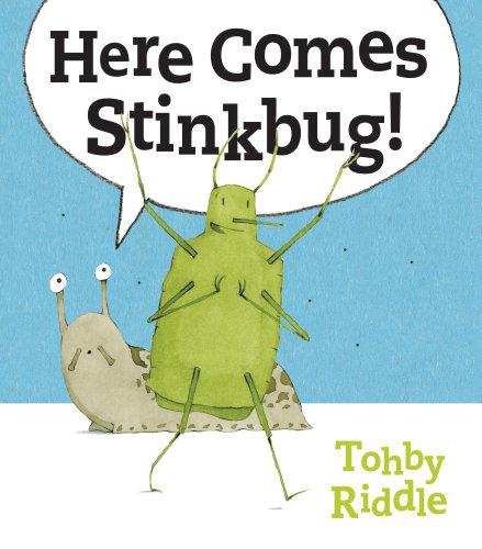 Here Comes Stinkbug (Arriving End of Jan) Beaglier Books