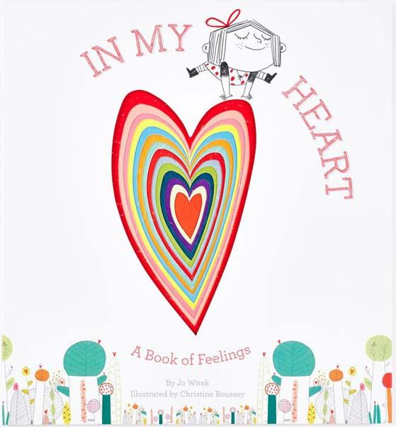 In My Heart: A Book of Feelings Phoniex