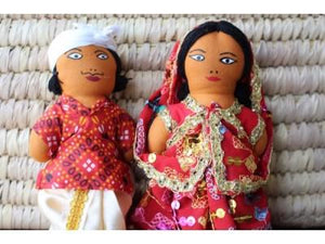 Indian Couple Siham Craft
