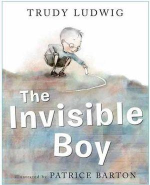 Invisible Boy, The (Hard Cover) QToys