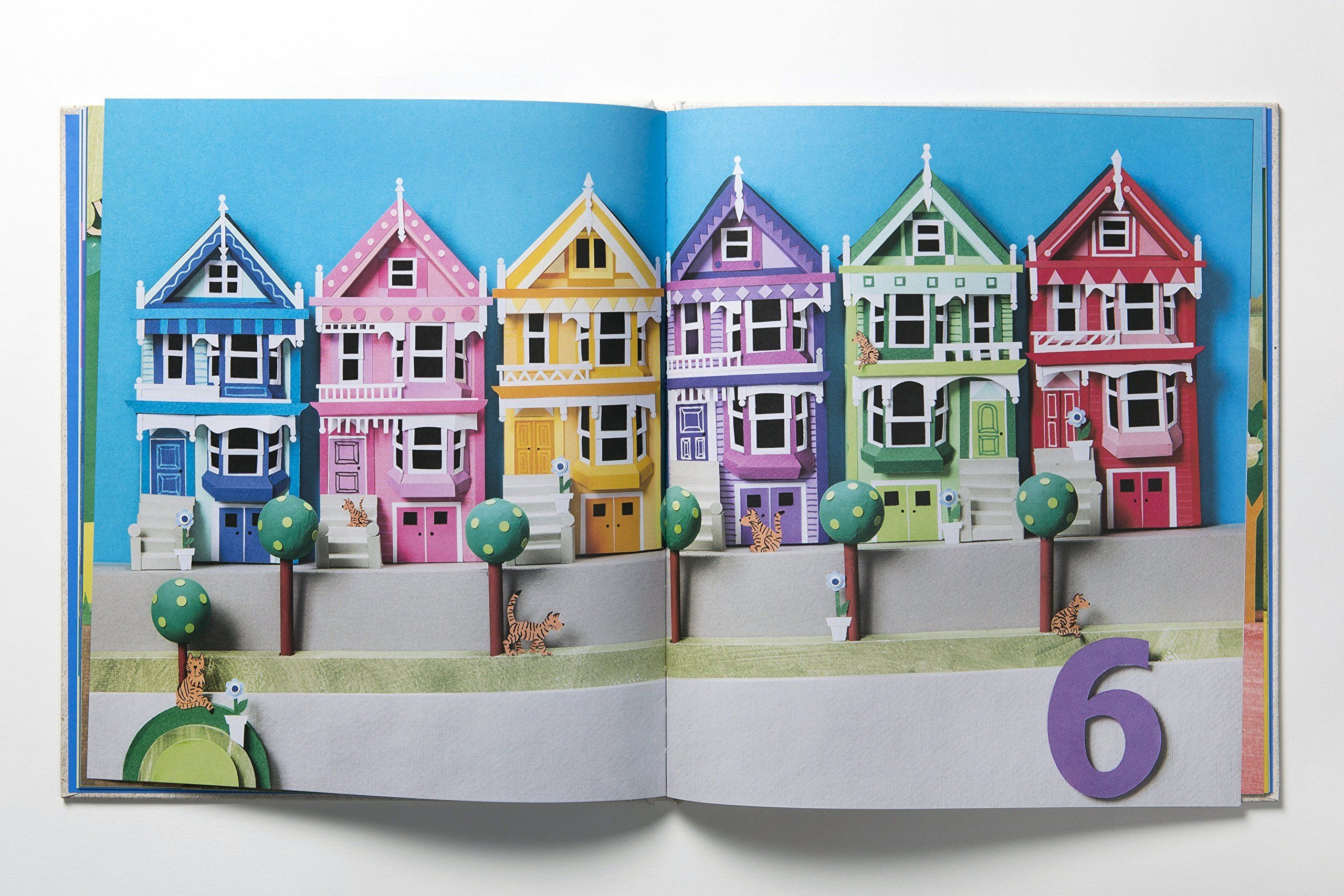 Little Houses: A Counting Book (Arriving End of Jan) Beaglier Books