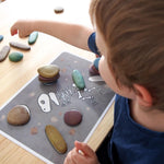 Load image into Gallery viewer, Rainbow Pebbles Activity Set (Eco-friendly FPC) Edvantage