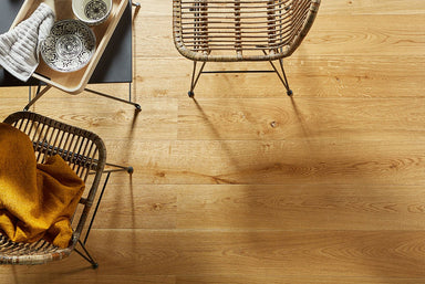 OnlySlideshow::Coffee Ferrite engineered hardwood with european white oak 100% made in Spain