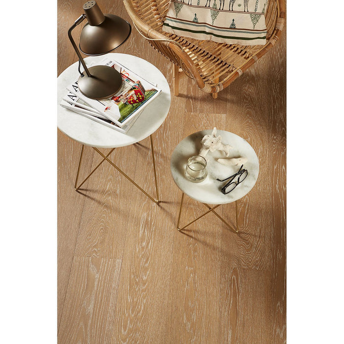 Radiant heating approved Cruiser Engineered Hardwood with European Oak