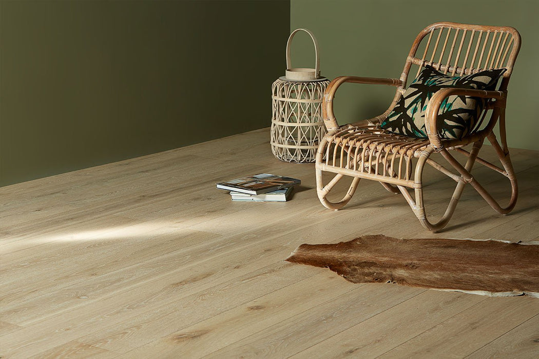 Mercury Blast engineered hardwood with european white oak 100% made in Spain