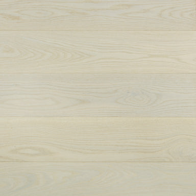 White Pearl Engineered Hardwood ready for Residential and Commercial floors