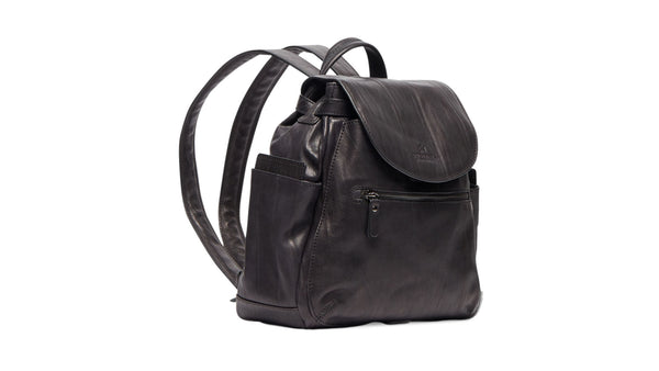 Leather Calf Backpack
