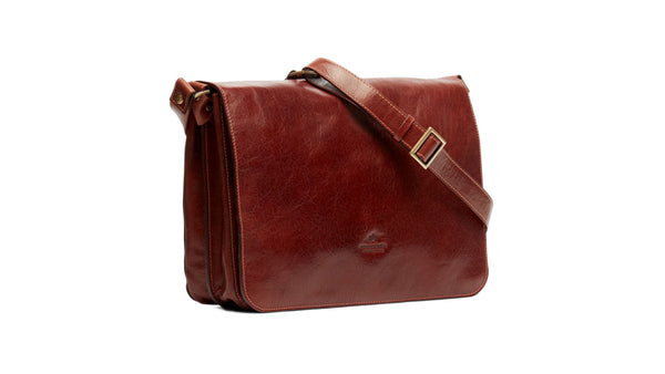 Warm and Colour messenger grand sac