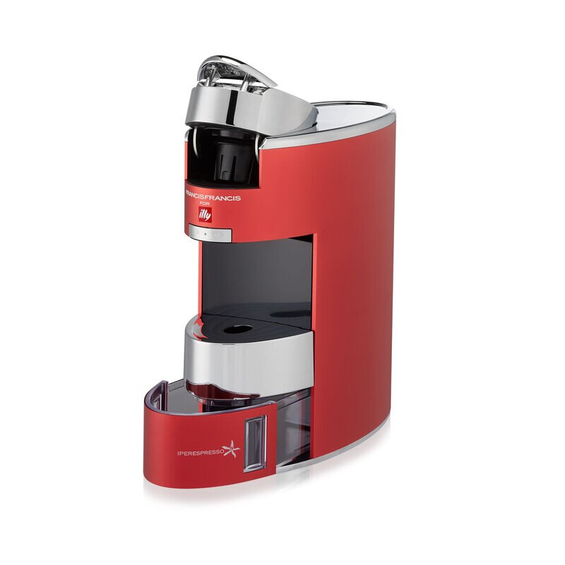 X9 chrome - Iperespresso coffee machine
