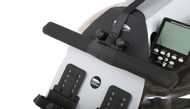 WaterRower Rameur Série M1 - Moniteur S4