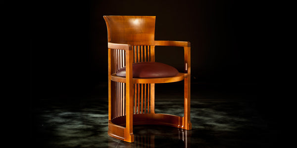 Barrel Chair 606 1